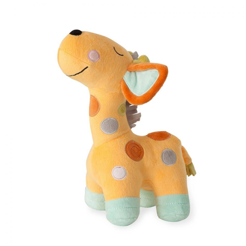 Peluche Girafe Happi Jungle de Lambs & Ivy-30