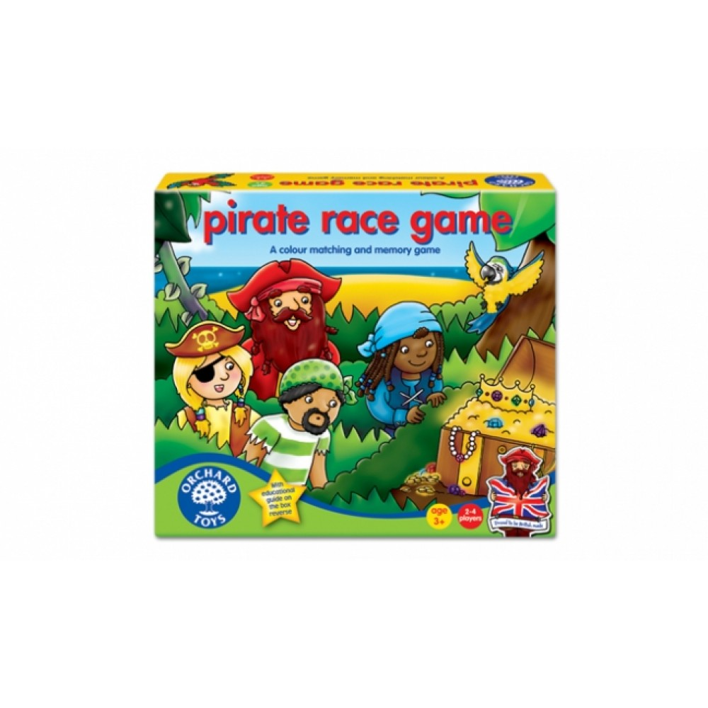 Pirate Race Game de Orchard Toys-33
