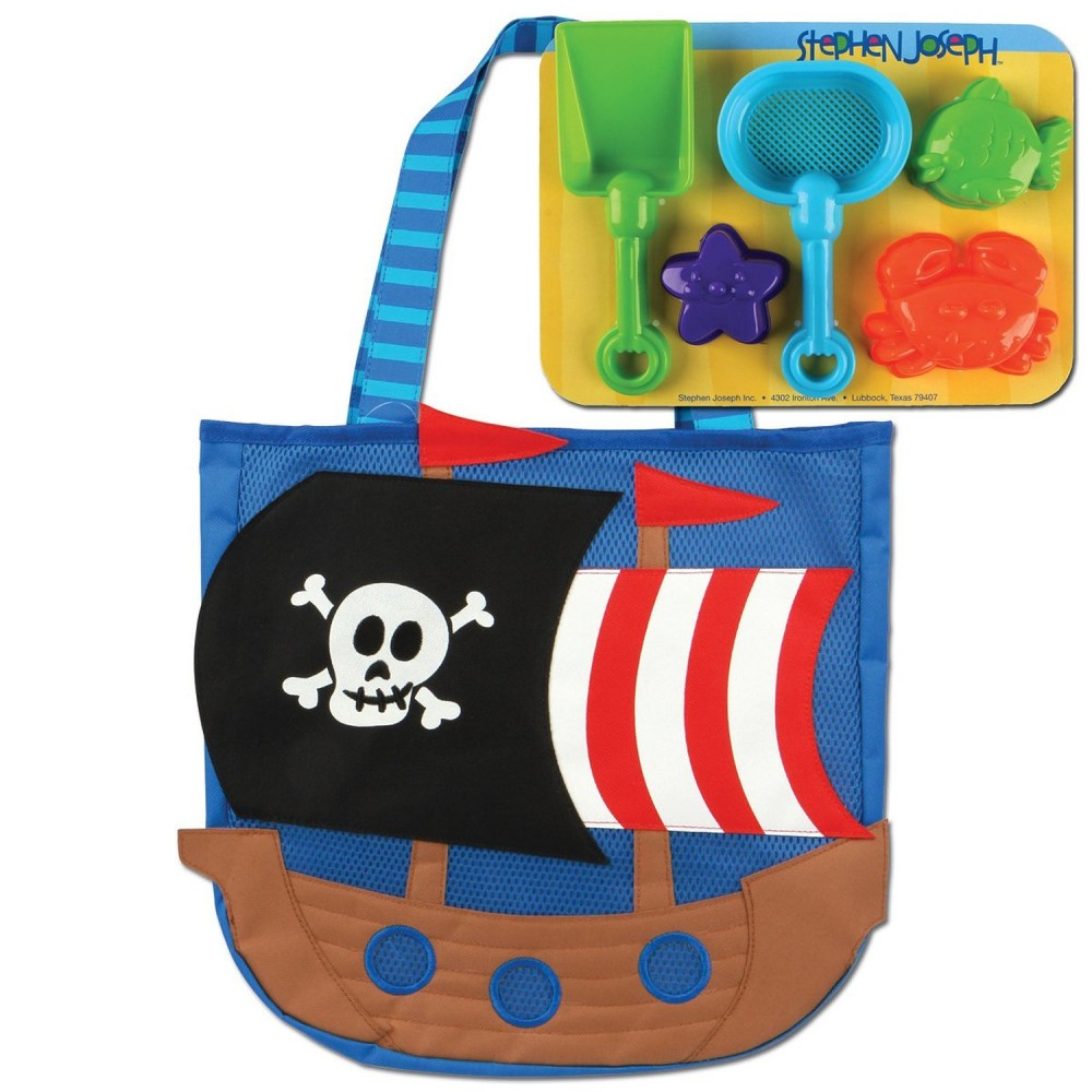 Sac de plage Pirate de Stephen Joseph-34