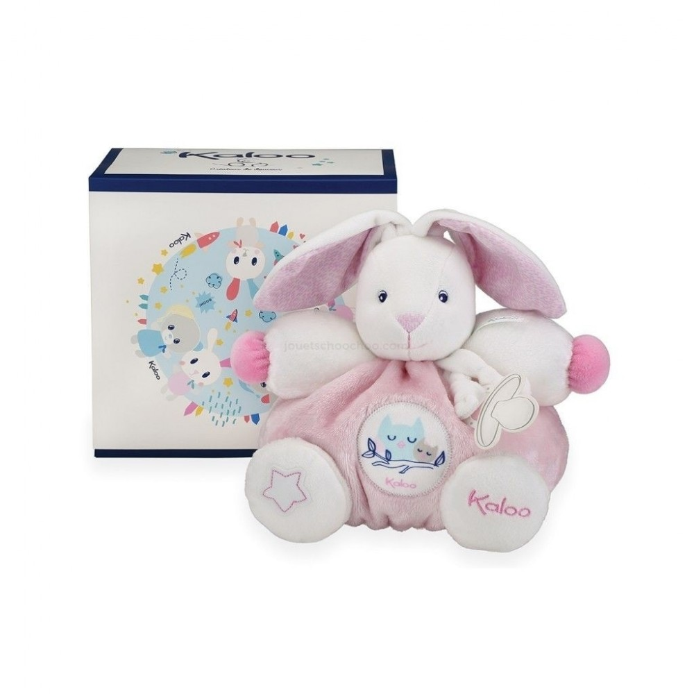 Imagine Lapin Rose Petit de Kaloo-30
