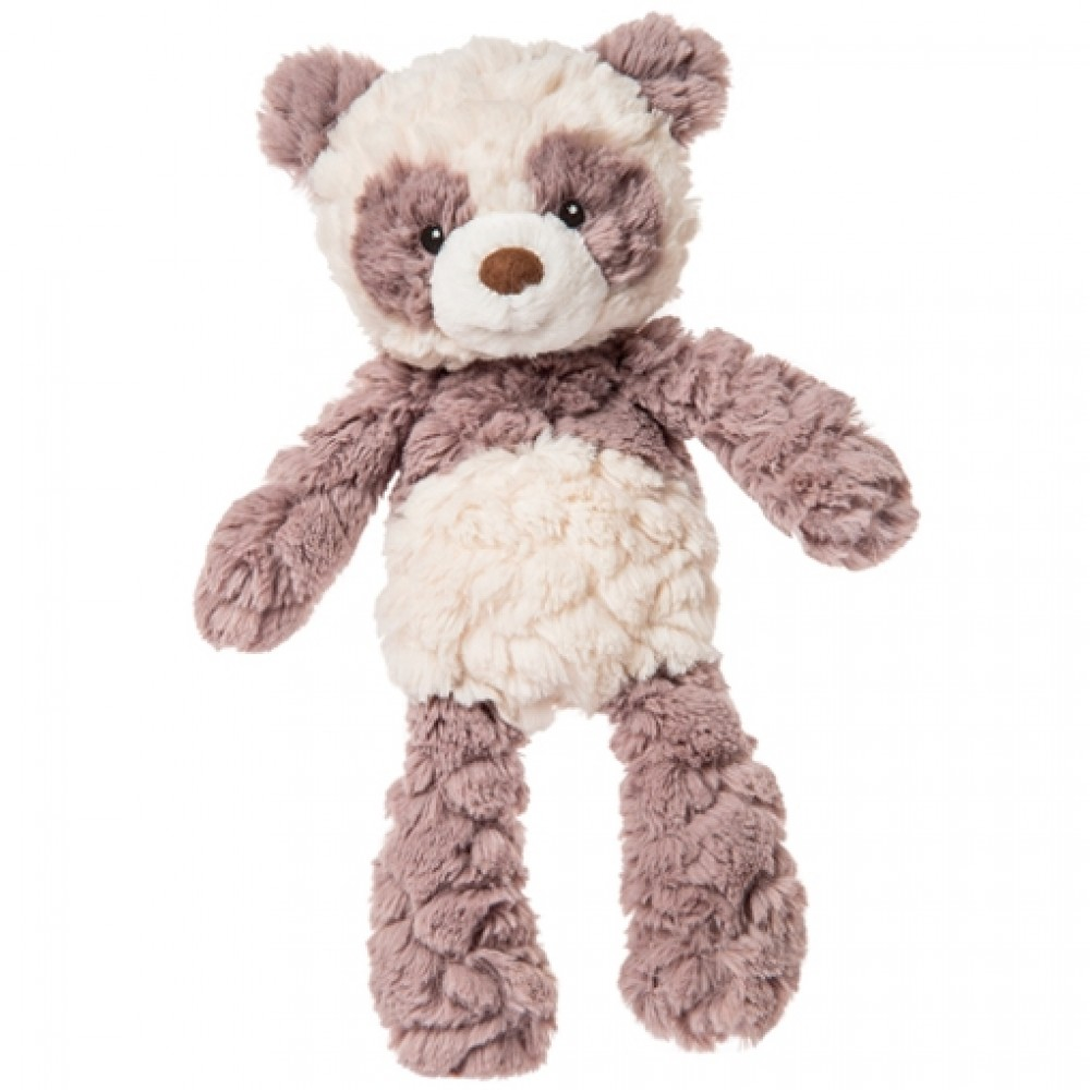 Peluche panda 28 cm de Mary Meyer-30