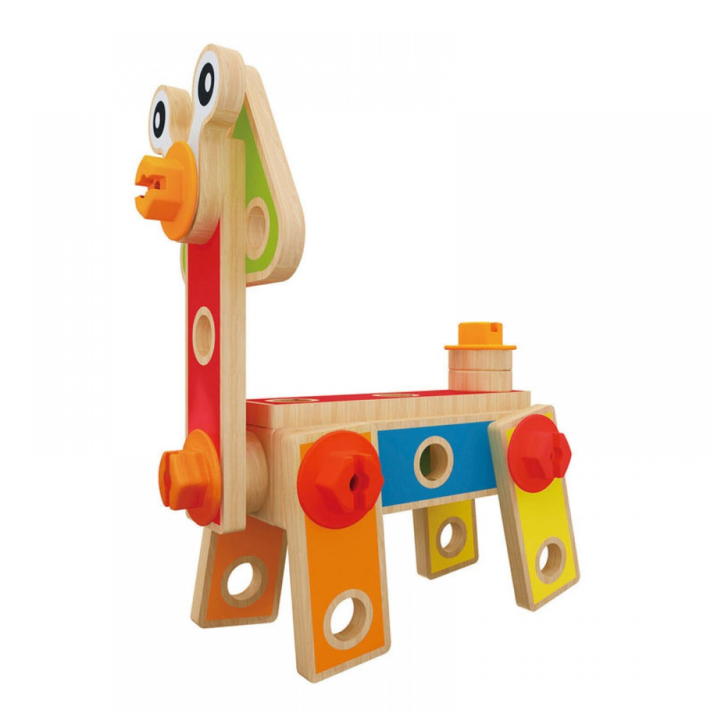 Ensemble de construction de Hape-31