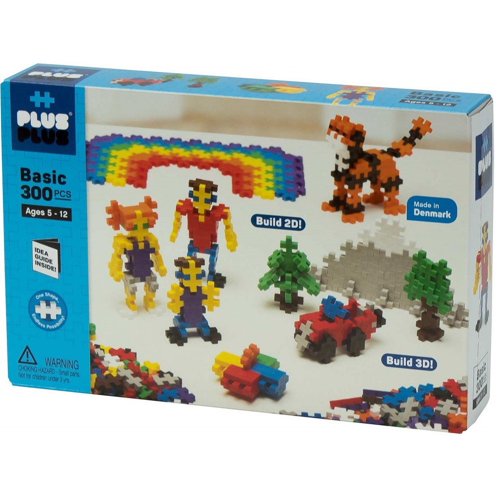 Plus Plus Mini Basic 300 pcs de Plus-Plus-35