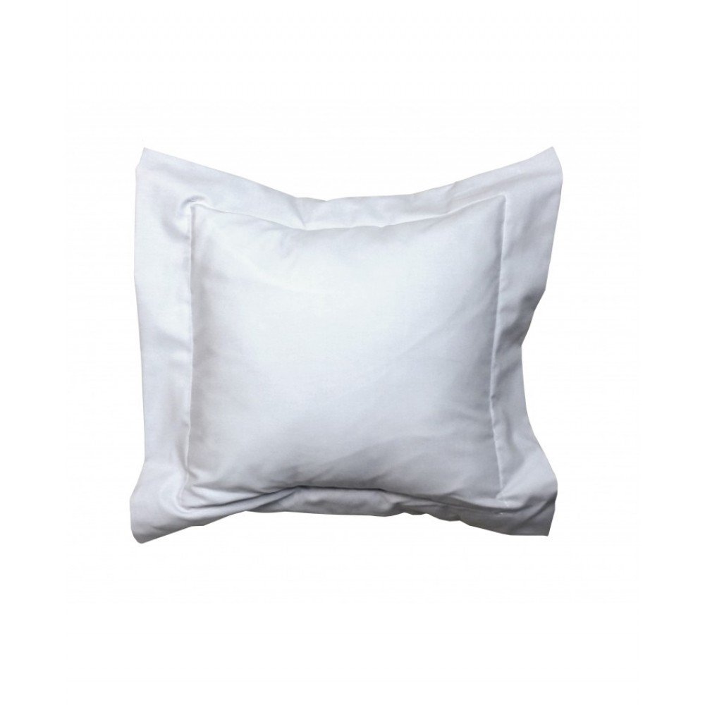 """Coussin 14"""" x 14"""" - Collection Gris & Blanc"""