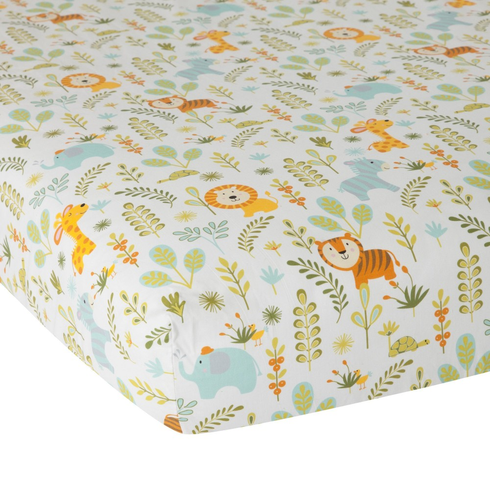 Drap contour Happi Jungle de Lambs & Ivy-30