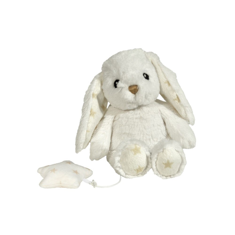 Lapin musical Hugginz de Cloud B-30