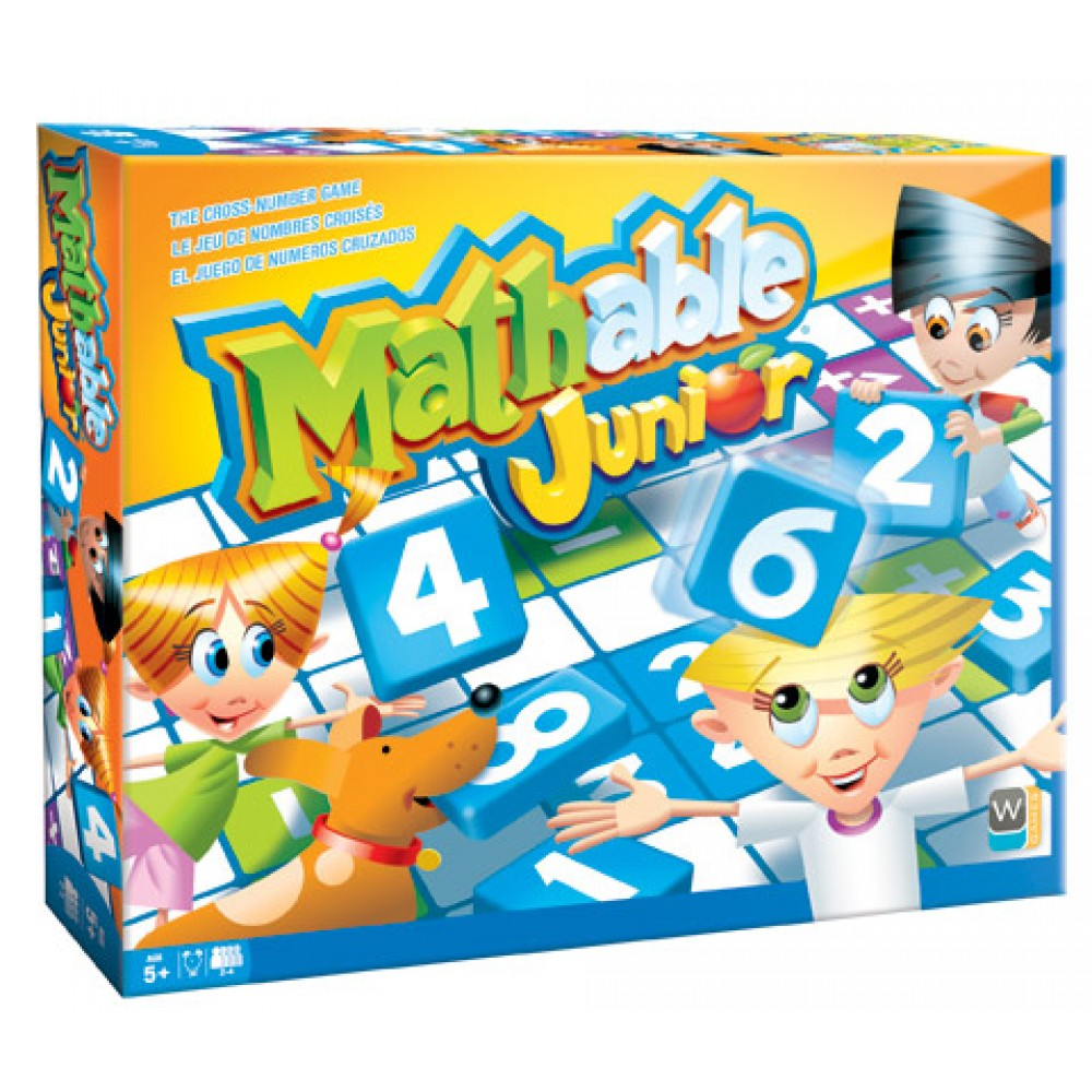 Mathable Junior de Éditions Gladius-32
