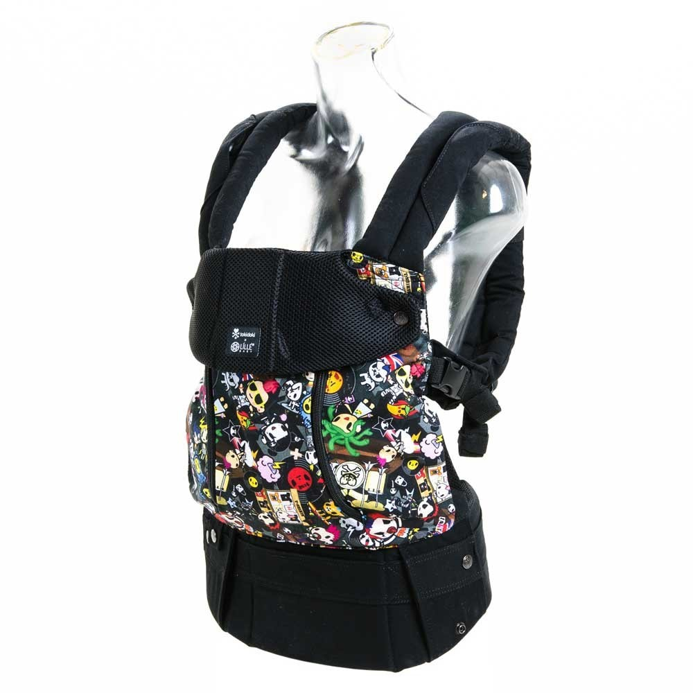 Porte-bébé ergonomique All Seasons Tokidoki Rebel de Lillébaby-31