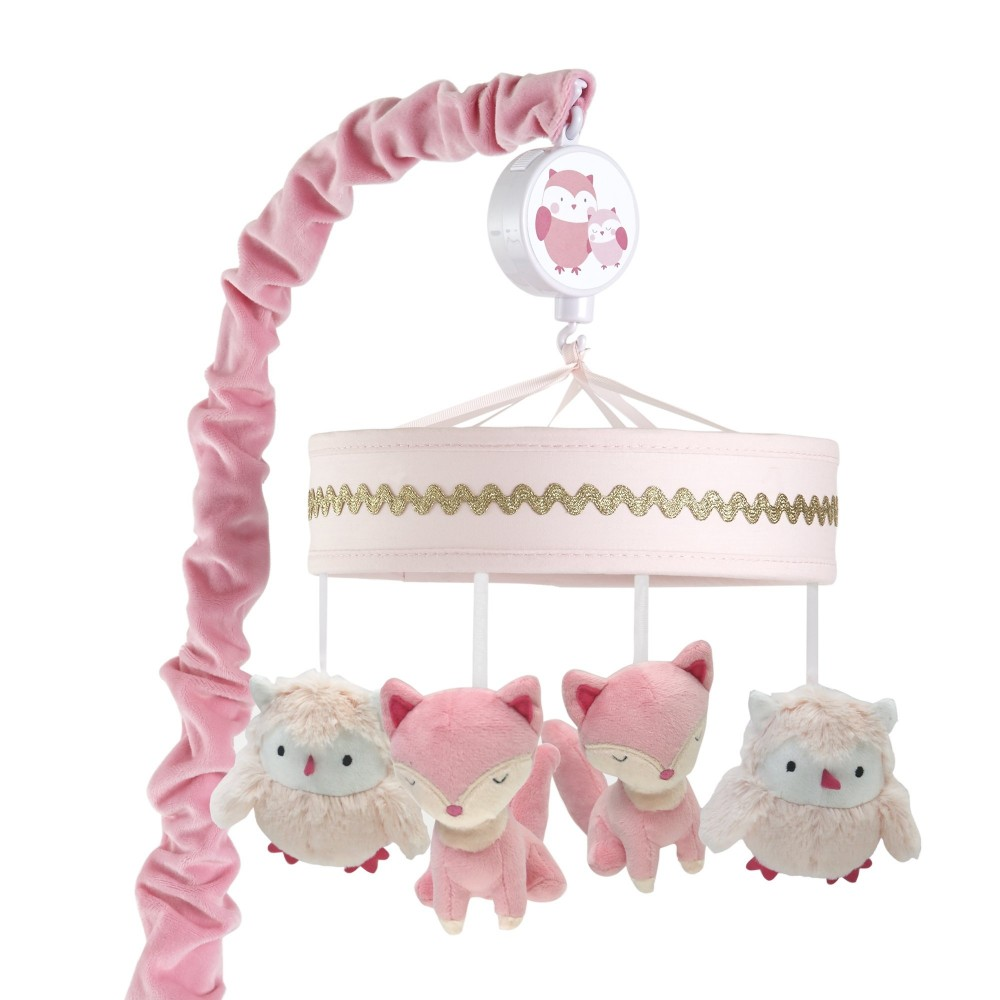 Mobile musical Woodland Couture de Lambs & Ivy-30