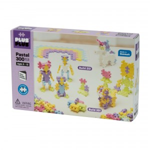 Plus Plus Mini Pastel 300 pcs de Plus-Plus-21