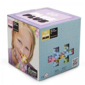 Plus Plus Mini Pastel 600 pcs de Plus-Plus-20