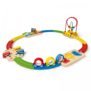Ensemble de train musical de Hape-20