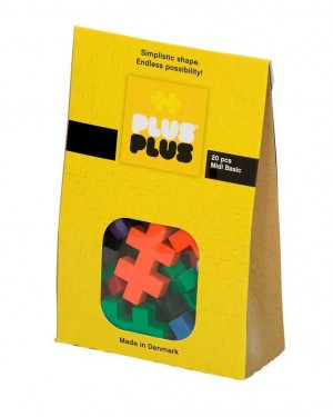 Plus Plus Midi Basic 20 pcs de Plus-Plus-25