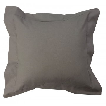 Coussin taupe - Collection Adèle