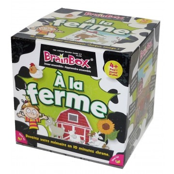 BrainBox - À la ferme