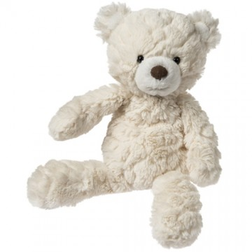 Peluche ourson crème 28 cm de Mary Meyer-20