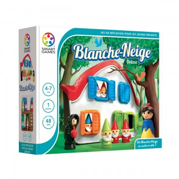 Blanche-neige Deluxe de Smart Games-21