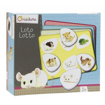 Loto Animaux familiers