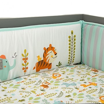 Contour de lit Happi Jungle de Lambs & Ivy-20
