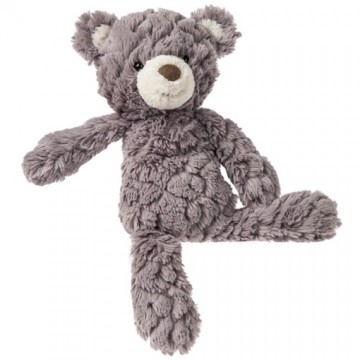 Peluche ourson gris 28 cm de Mary Meyer-20