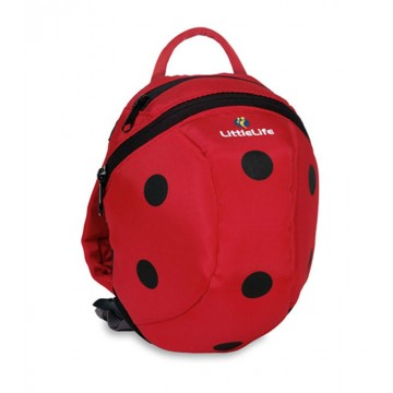 Sac à dos animal Coccinelle de LittleLife-21