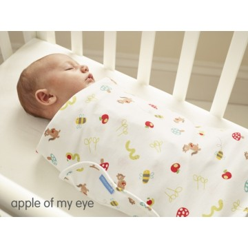 Emmailloteur Gro-Swaddle Apple of my Eye de Gro Company-23