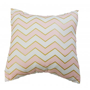 Coussin carré Collection Emma Chevron de Literie La Libellule-20