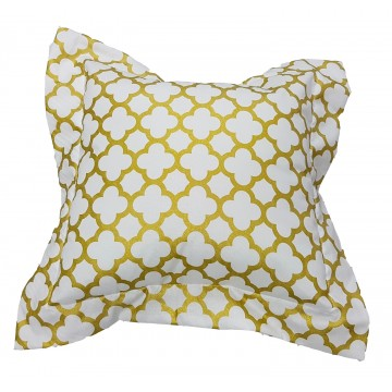 """Coussin 14"""" x 14"""" - Collection Emma"""