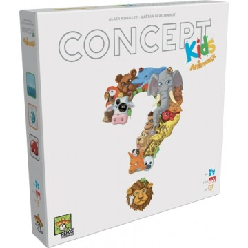 Concept Kids - Animaux