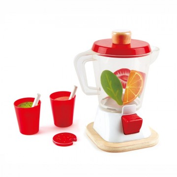 Smoothie-Mixer en bois de Hape-21