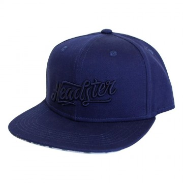 Casquette Everyday Navy de Headster Kids-21
