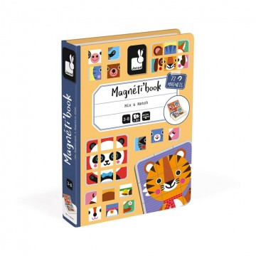 "Coffret magnétique ""Magnetibook"" - Mix and Match"