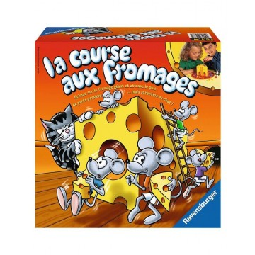 La course aux fromages de Ravensburger-21