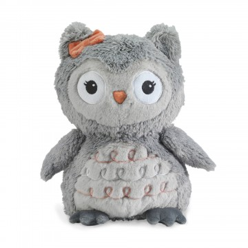 Peluche Hibou Family Tree collection de Lambs & Ivy-23