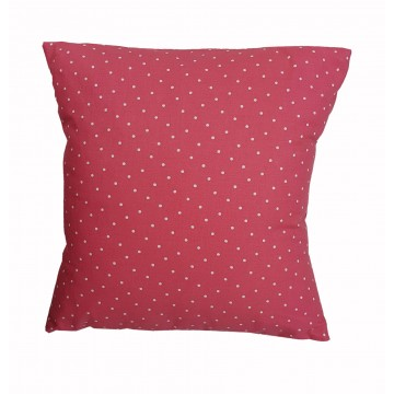 Coussin carré À pois Collection Rosalie de Literie La Libellule-20