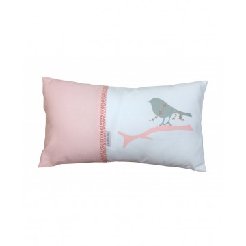 Coussin rectangle - Collection Chevreuil Fille