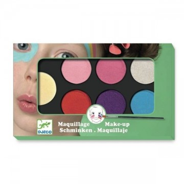 Maquillage 6 couleurs Sweet de Djeco-20