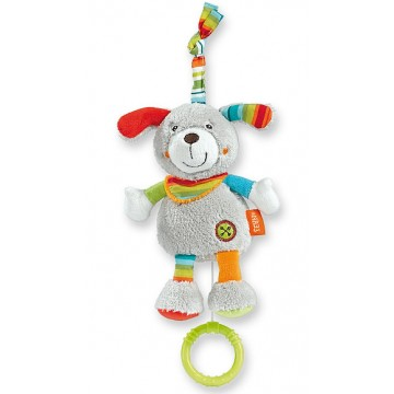 Mini chien musical Holiday de Baby Fehn-20