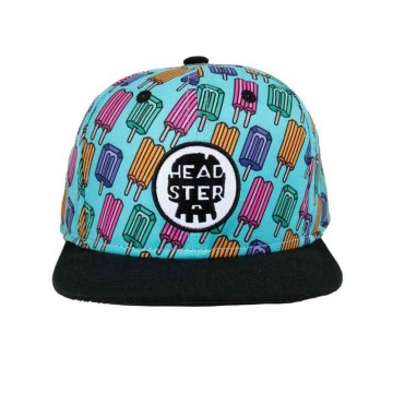 Casquette Pop néon de Headster Kids-20