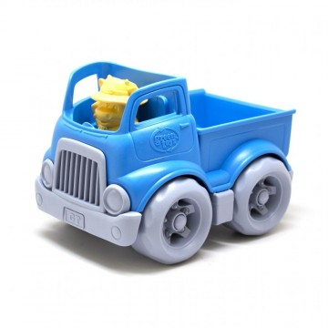 Camion ''Pick-Up'' Bleu de Green Toys-20