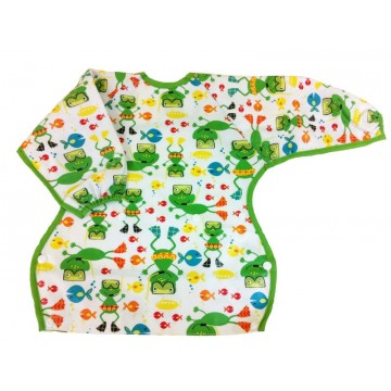 Tablier « Perfect Pocket » Grenouille de Goo Goo Baby-22