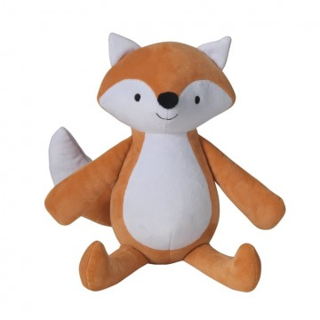 Peluche renard Scout - Woodland Friends