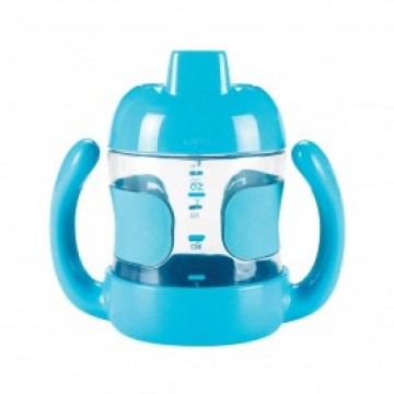 Sippy cup blue