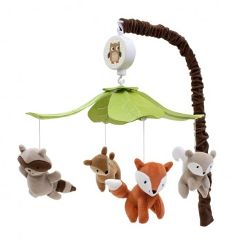 Mobile Musical Woodland Tales de Lambs & Ivy-21