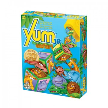 Yum Junior Safari de Éditions Gladius-21