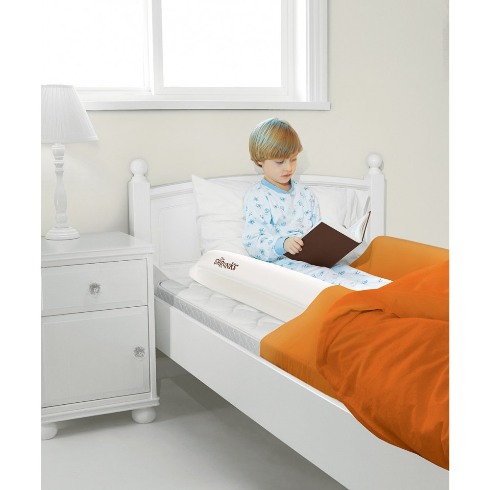 barri re de lit gonflable de the shrunks poupons cie boutique pour b b maman et les enfants. Black Bedroom Furniture Sets. Home Design Ideas