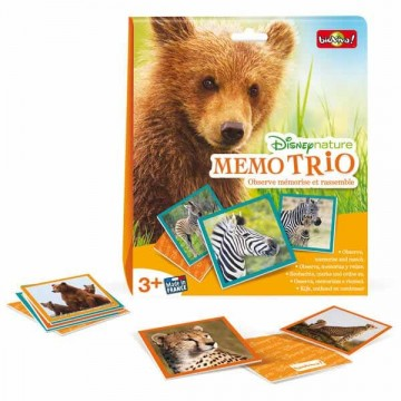 Mémo trio - Disney Nature