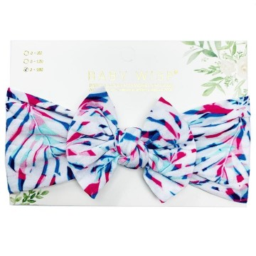Bandeau - 0-18 mois - Rainforest