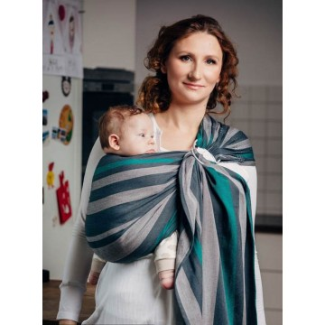 Ringsling - Smoky Mint - 1,8 m