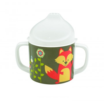 Tasse à bec - What did the fox eat